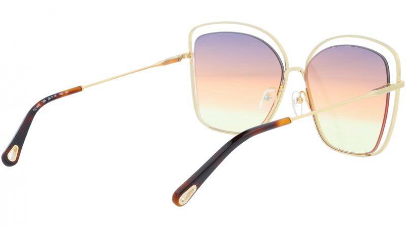 Chloé CE133S 259 60 Havana Cat-Eye Sunglasses