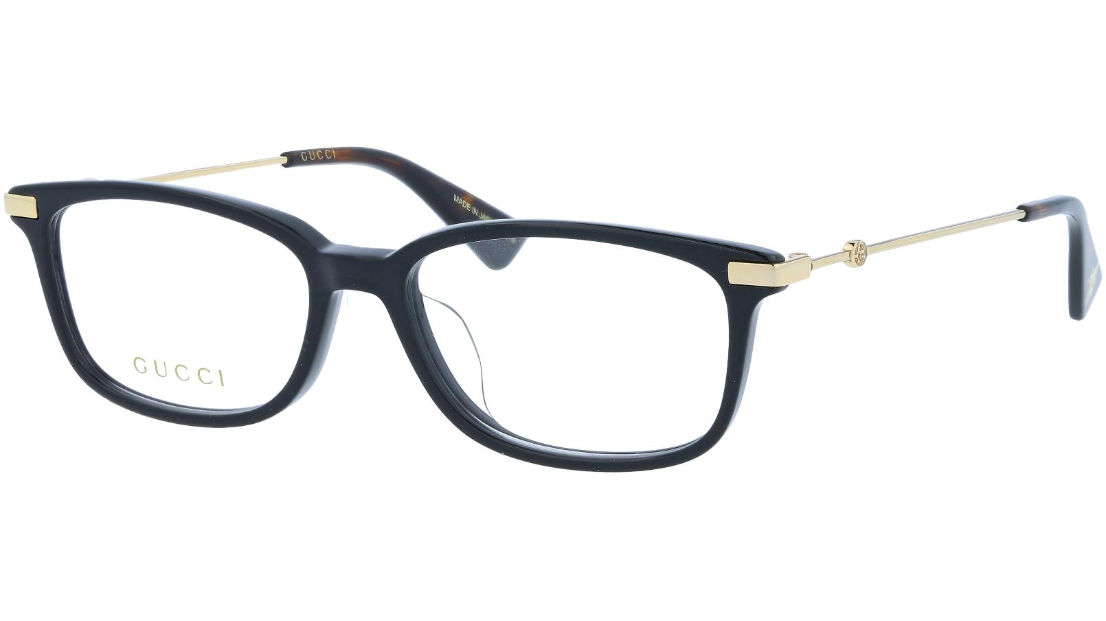 GUCCI GG0112OA 001 53 BLACK Glasses