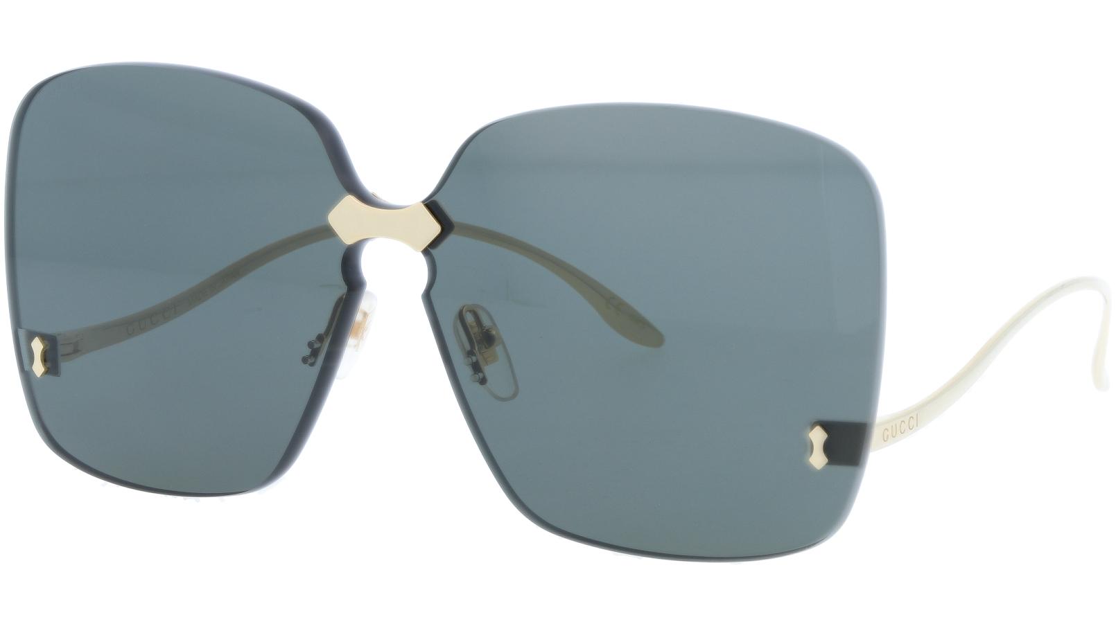 GUCCI GG0352S 002 99 GOLD Sunglasses