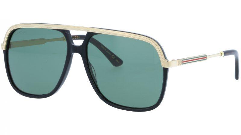 GUCCI GG0200S 001 57 BLACK Sunglasses