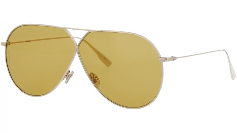 DIOR DIORSTELLAIRE3 J5G70 65 GOLD Sunglasses