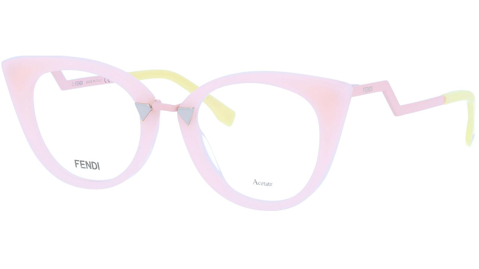 FENDI FF0119 ICC 50 OPAL Glasses