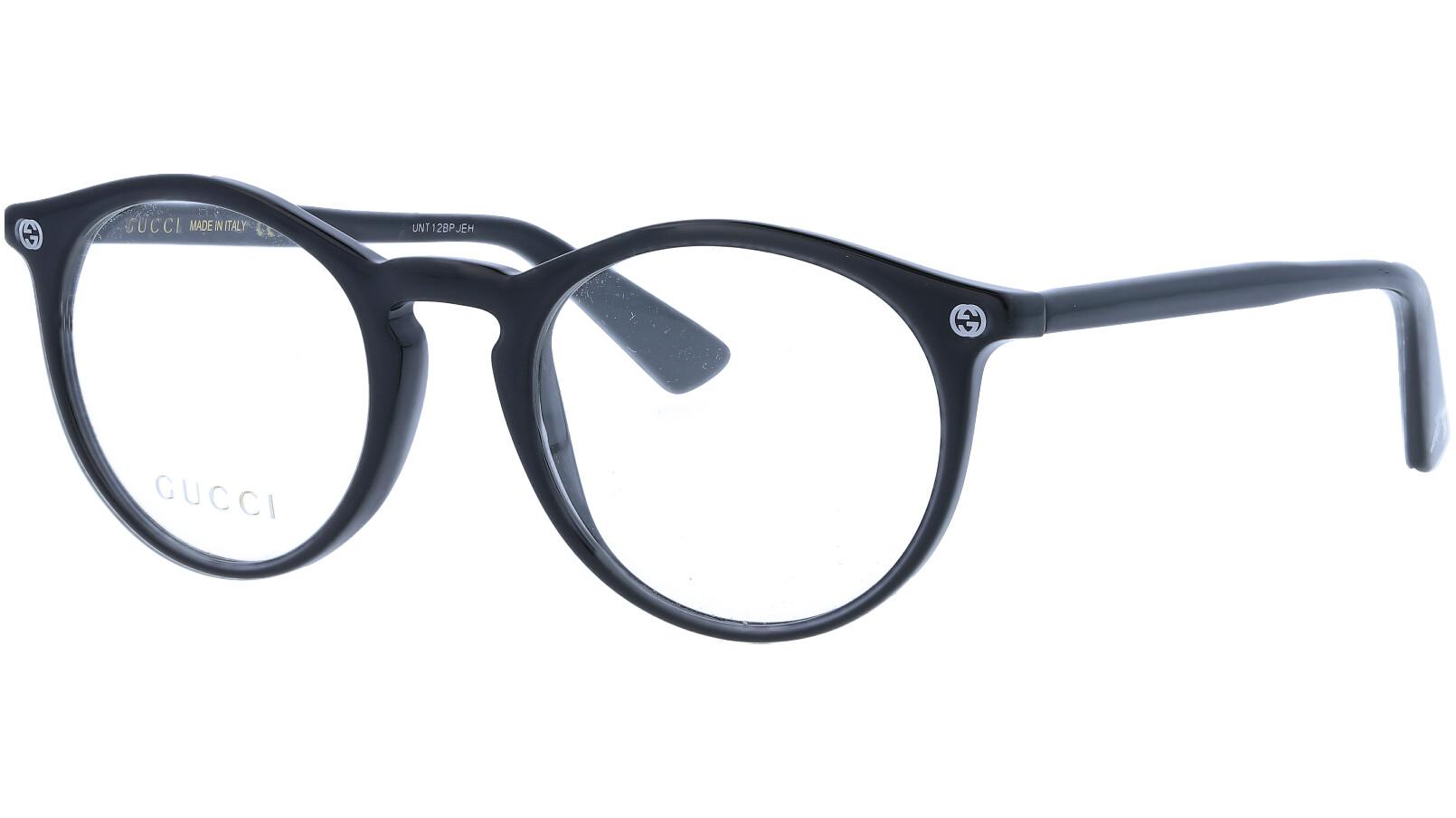 GUCCI GG0121O 001 49 BLACK Glasses