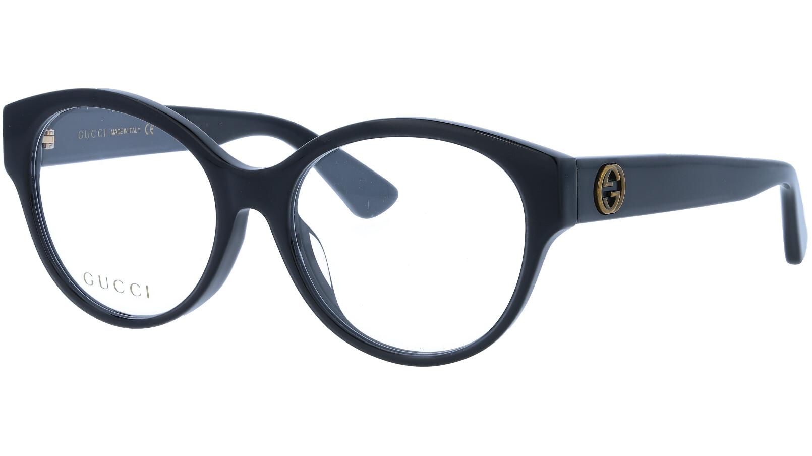 GUCCI GG0099OA 001 53 BLACK Glasses