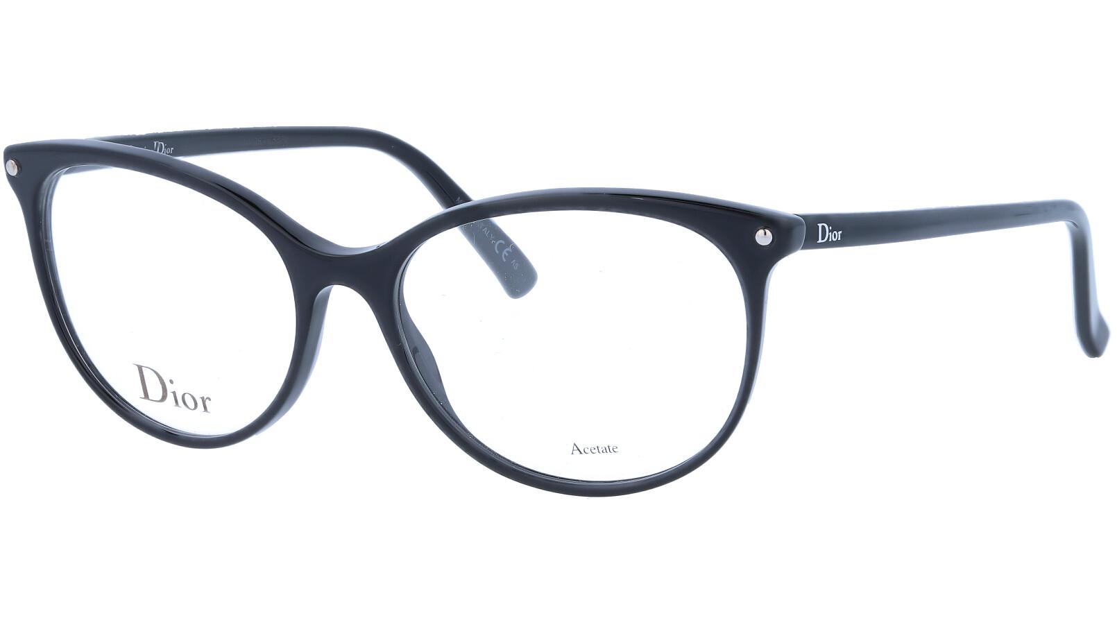 DIOR CD3284 807 53 BLACK Glasses
