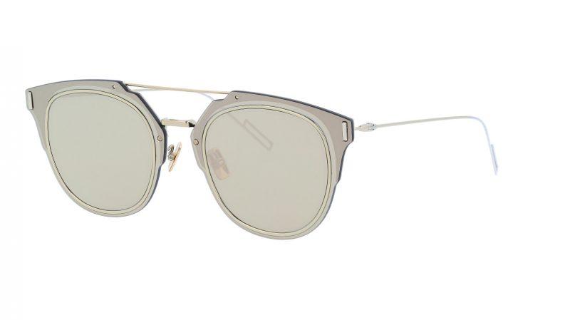 DIOR DIORCOMPOSIT1.F J5GQV 65 GOLD Sunglasses