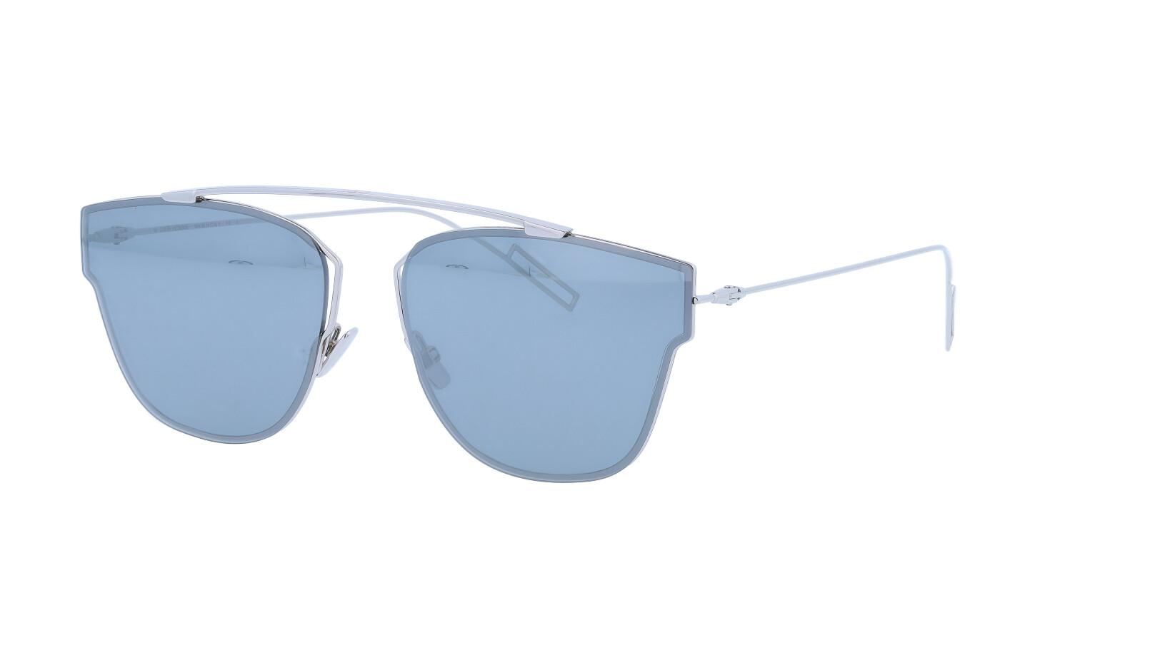 DIOR DIOR0204S 010T4 57 PALLADIUM Sunglasses