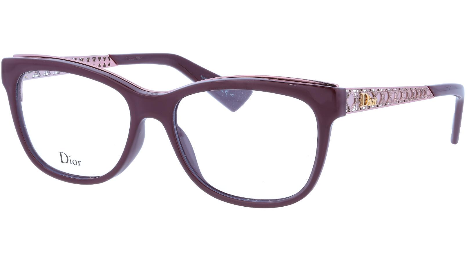 Dior AMAO1 F8P 53 BurgunD Glasses