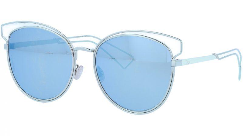 Dior SIDERAL2 JA6T7 56 Aqua Sunglasses
