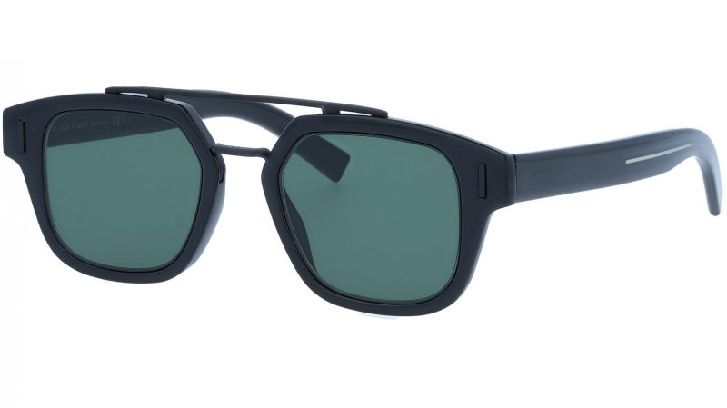 DIOR DIORFRACTION1 807O7 46 BLACK Sunglasses