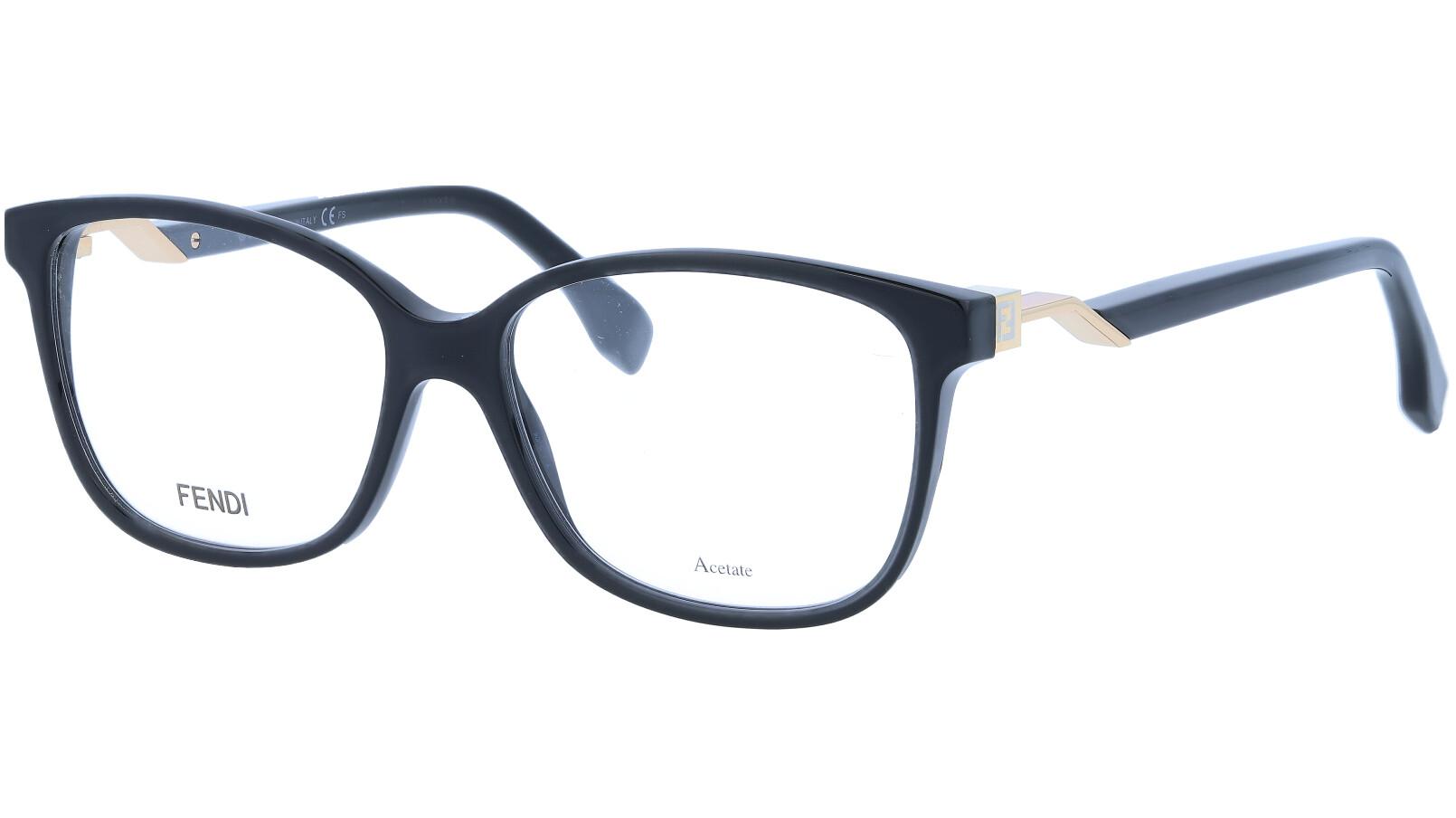 FENDI FF0232 807 53 BLACK Glasses
