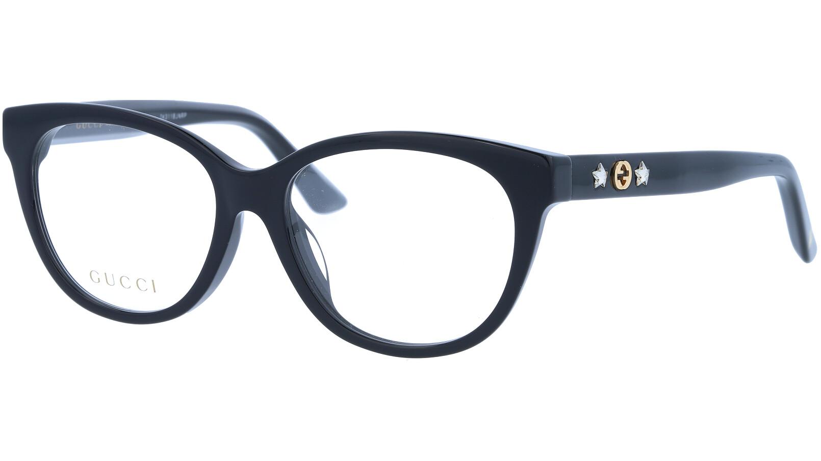 GUCCI GG0211OA 001 53 BLACK Glasses