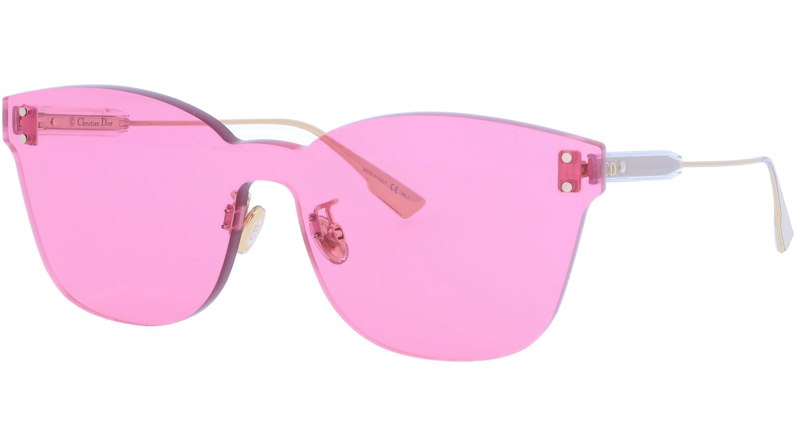DIOR DIORCOLORQUAKE2 FWMVC 99 NUDE Sunglasses