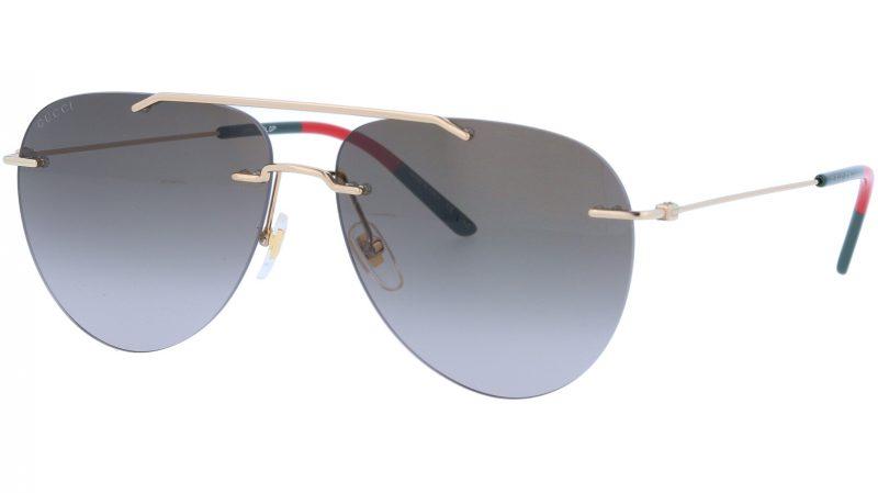 GUCCI GG0397S 003 60 GOLD Sunglasses