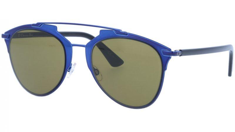 Dior REFLECTED M2XA6 52 Blue Sunglasses