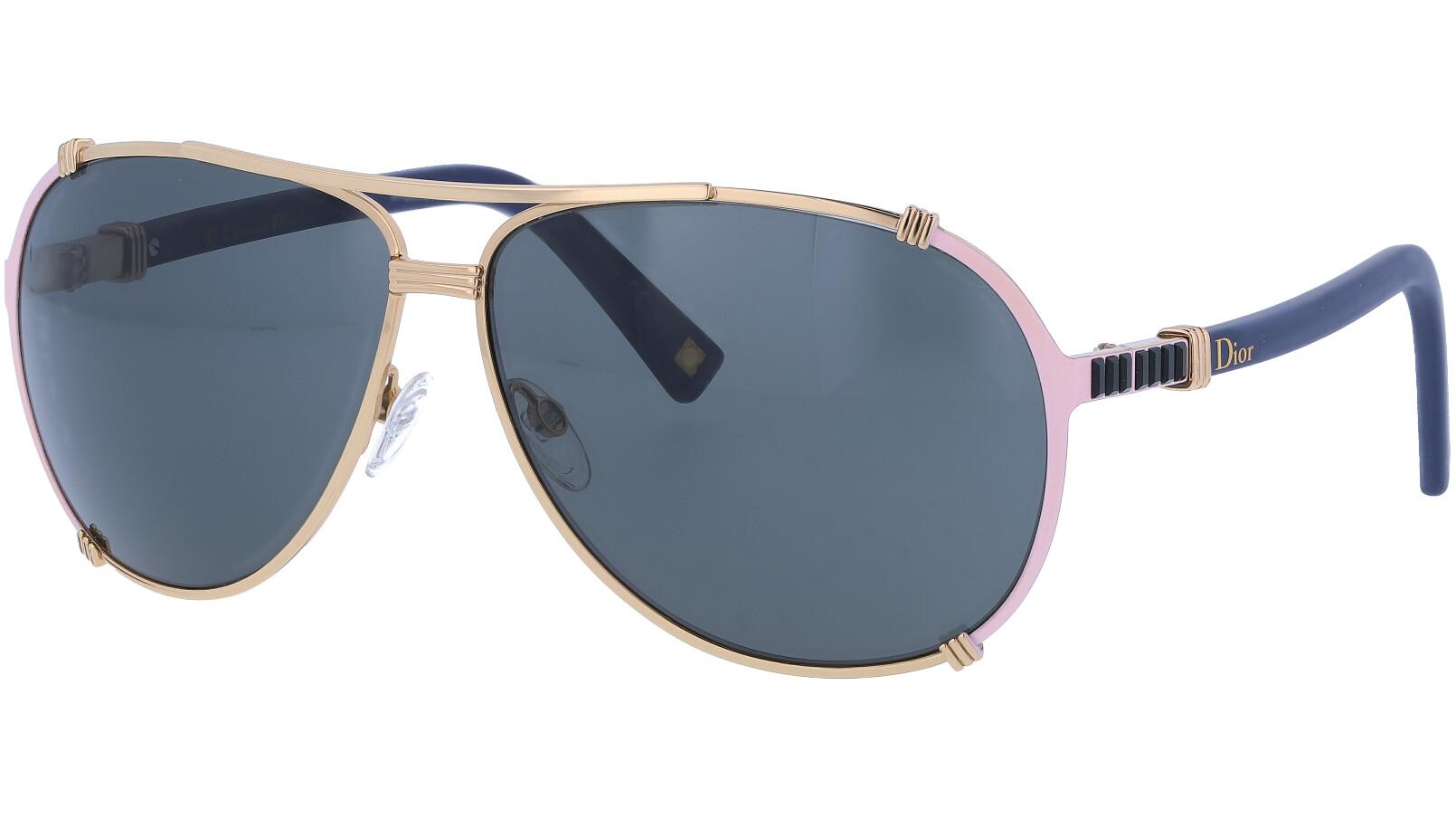 Dior CHICAGO2STR UPXHA 63 RSGDBRWORNBR Sunglasses