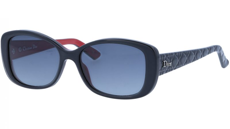 Dior LADYINDior2 EL4HD 53 Black Sunglasses