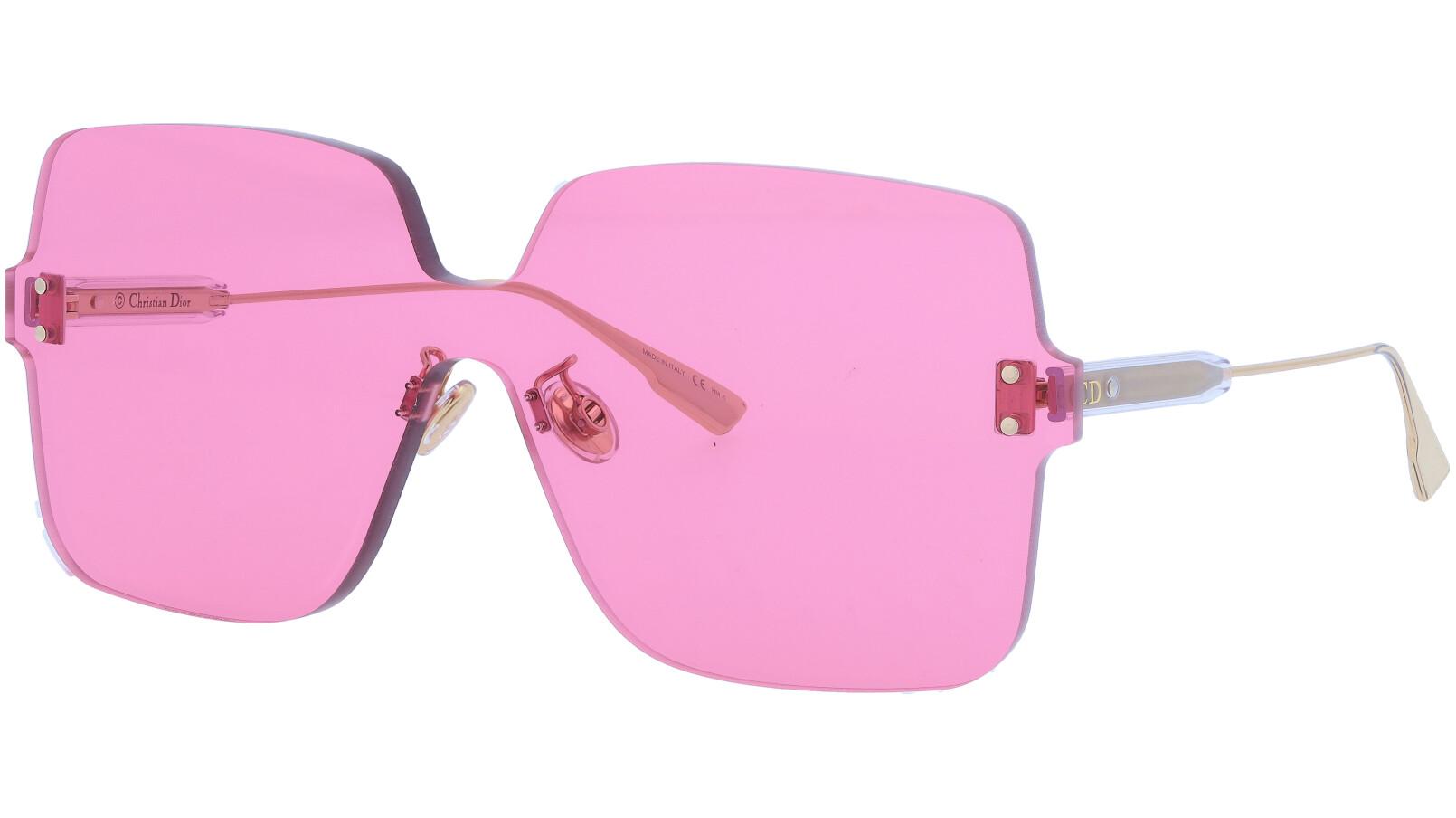 DIOR DIORCOLORQUAKE1 DDBSQ 99 GOLD Sunglasses