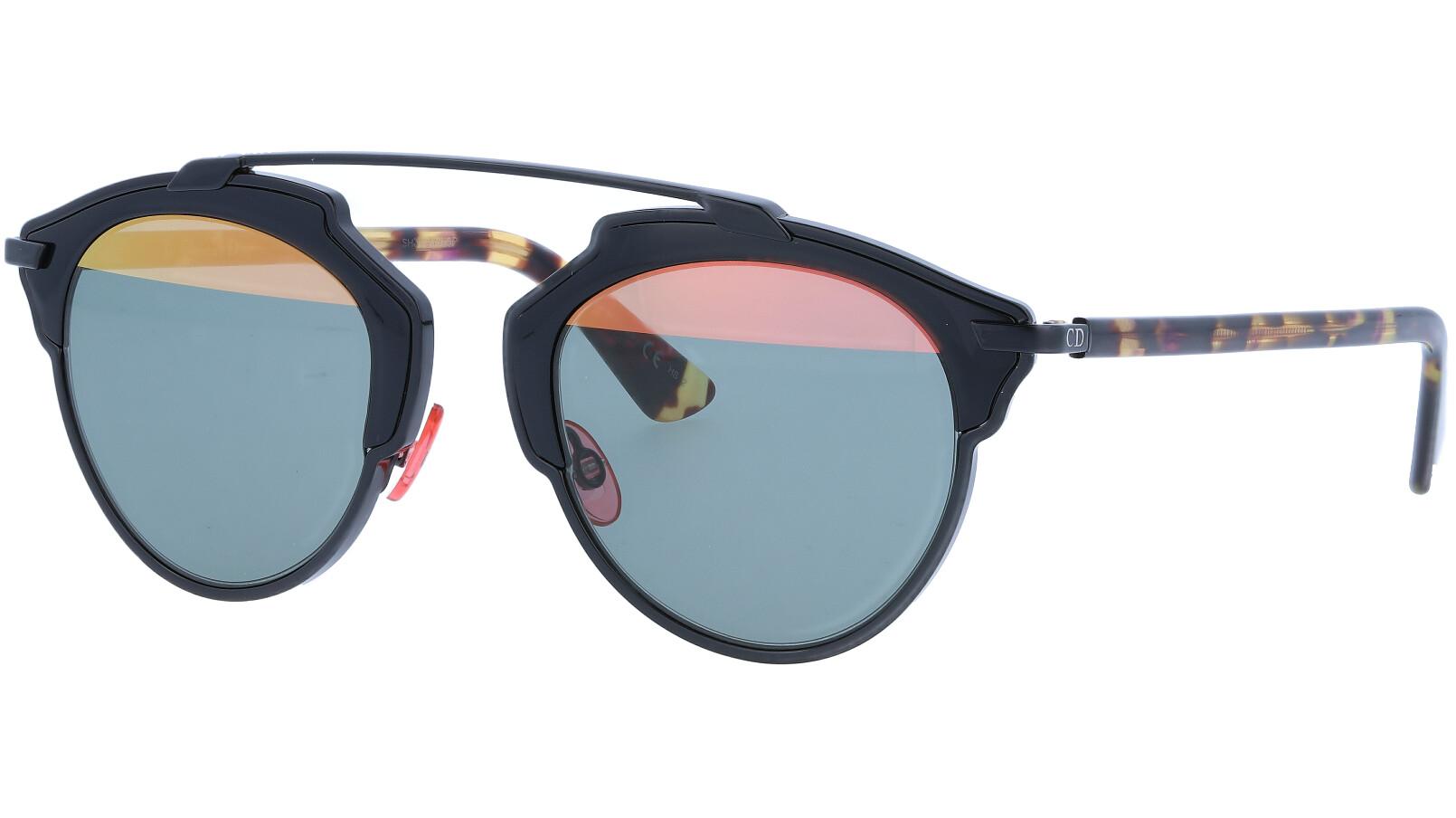 Dior SOREAL NT1ZJ 48 SHYBLCK Sunglasses