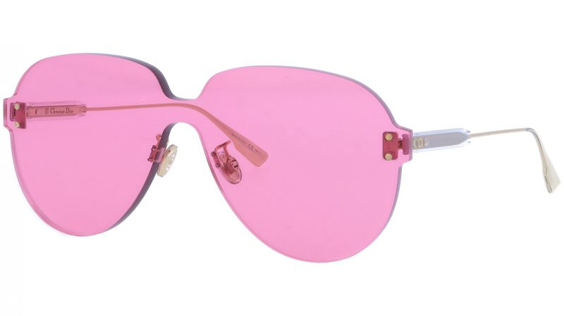 Dior COLORQUAKE3 MU1U1 99 Fuchsia Sunglasses
