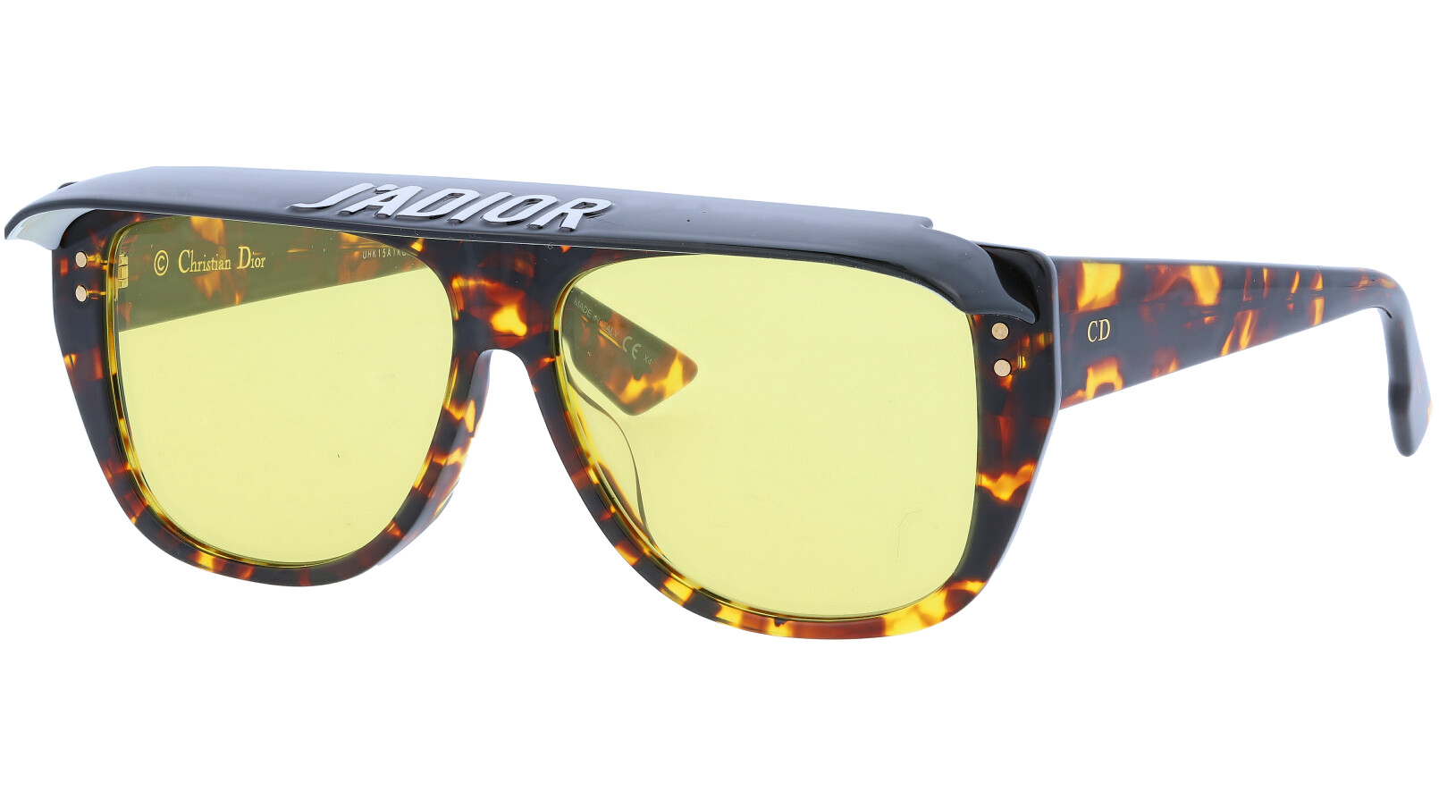 Dior CLUB2 9WZKU 56 Havana Sunglasses
