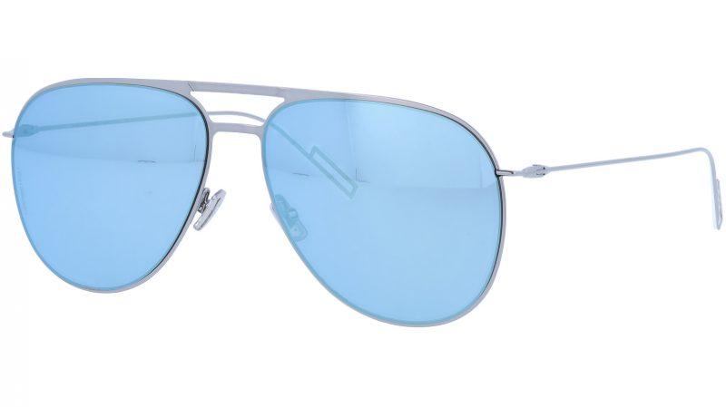 Dior 0205S 6LB3J 59 Ruthenium Sunglasses
