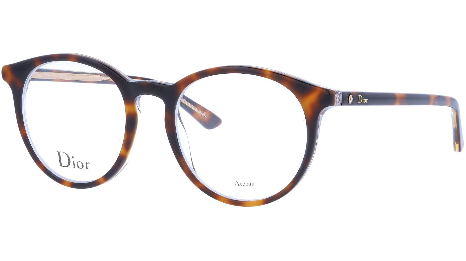Dior MONTAIGNE15 G9Q 50 HVNA Glasses