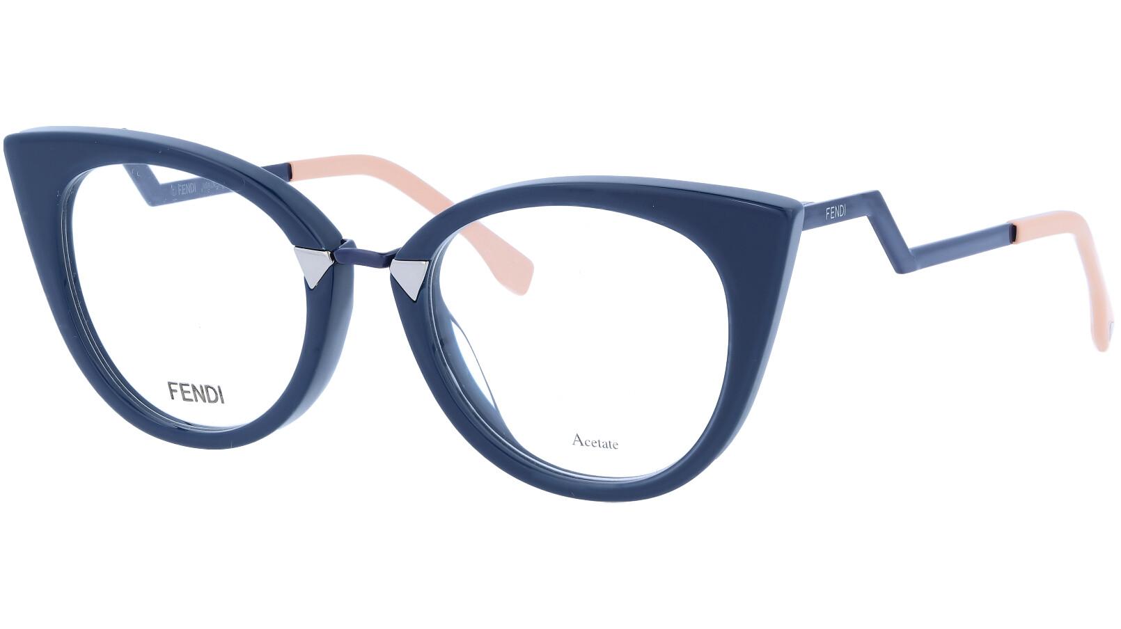 FENDI FF0119 ID6 50 BLUE Glasses
