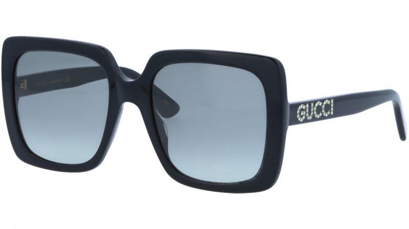 GUCCI GG0418S 001 54 BLACK Sunglasses