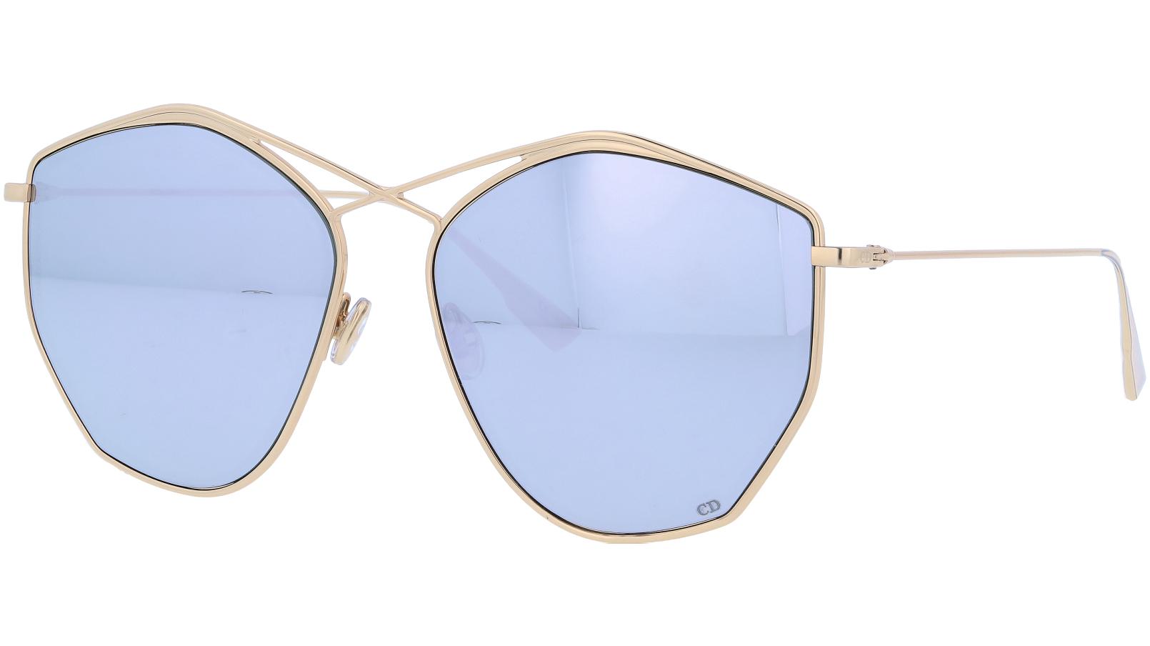 DIOR DIORSTELLAIRE4 J5GDC 59 GOLD Sunglasses