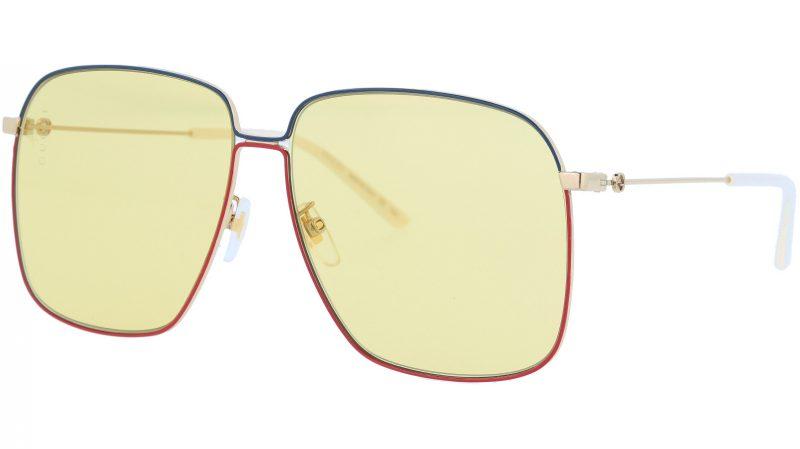 GUCCI GG0394S 005 61 GOLD Sunglasses
