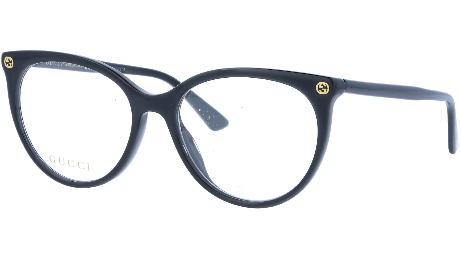 GUCCI GG0093O 001 53 BLACK Glasses