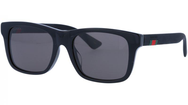 GUCCI GG0008SA 001 54 BLACK Sunglasses