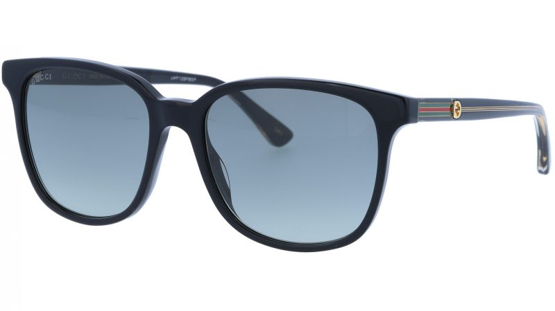 GUCCI GG0376S 001 54 BALCK Sunglasses