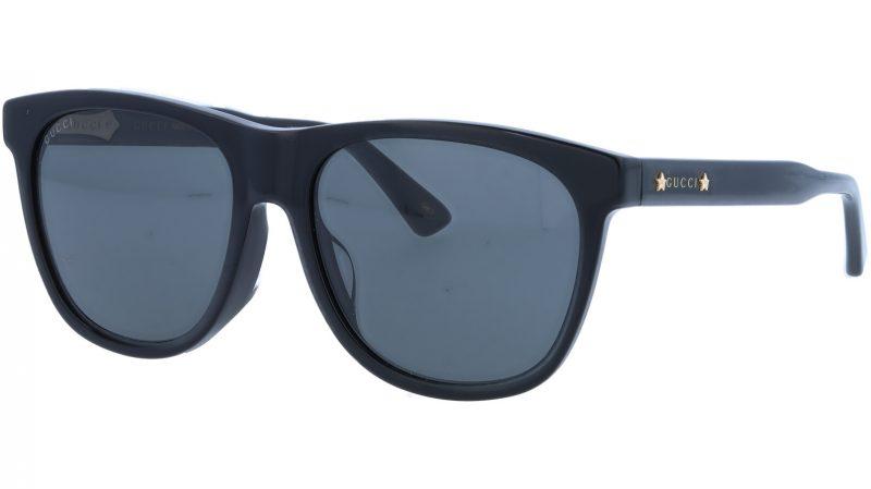 GUCCI GG0266SA 001 56 BLACK Sunglasses