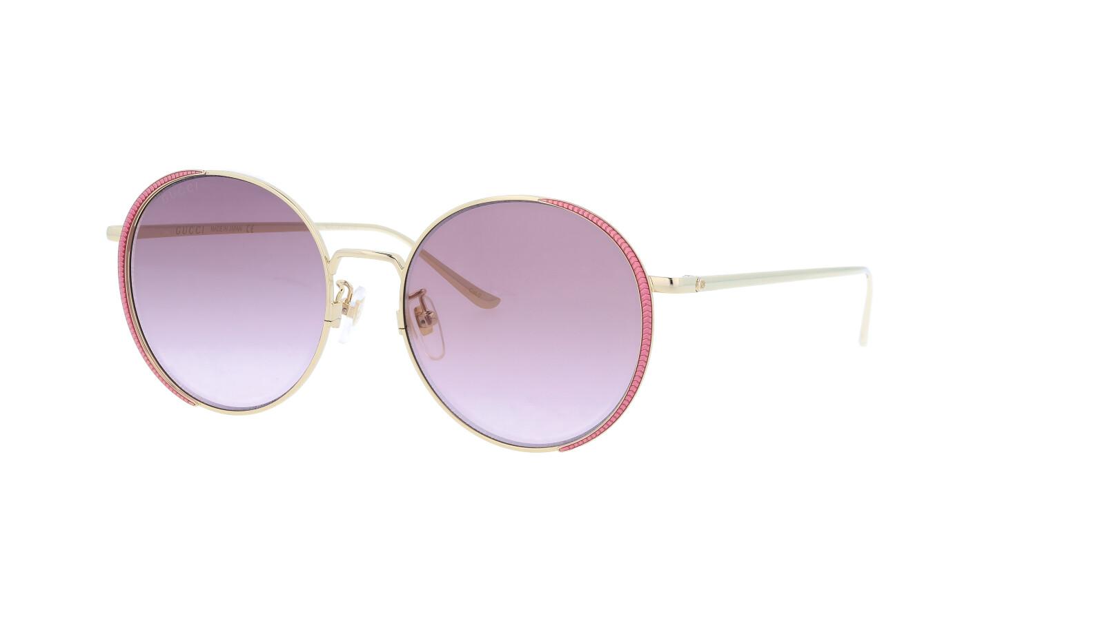 GUCCI GG0401SK 002 56 GOLD Sunglasses
