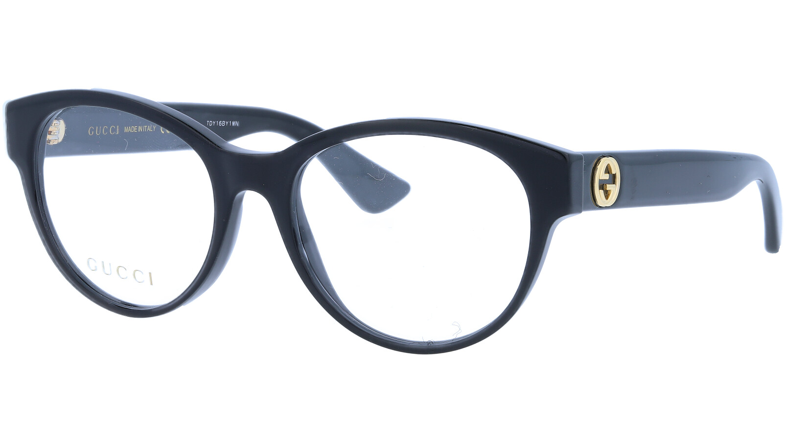 GUCCI GG0039O 001 52 BLACK Glasses