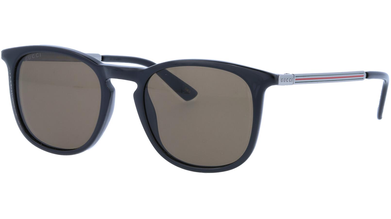 GUCCI GG0136S 001 51 BLACK Sunglasses