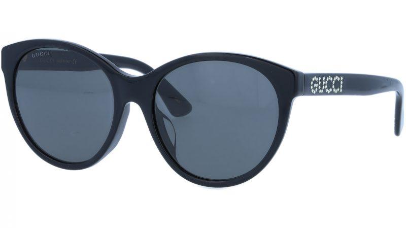 GUCCI GG0419SA 001 56 BLACK Sunglasses