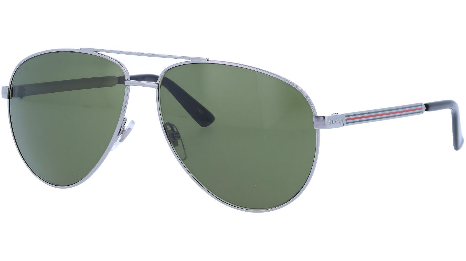 GUCCI GG0137S 002 61 GOLD Sunglasses