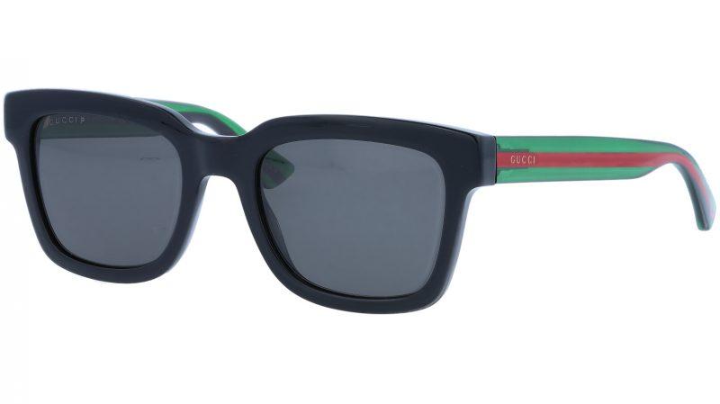 GUCCI GG0001S 006 52 BLACK Sunglasses