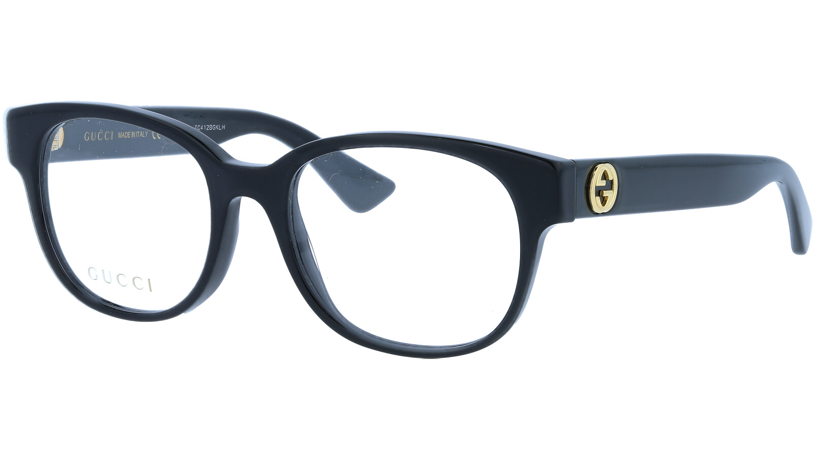 GUCCI GG0040O 001 51 BLACK Glasses