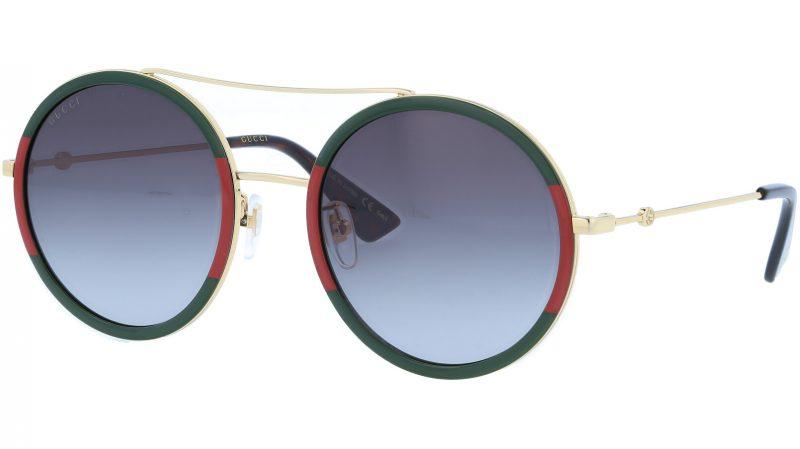 GUCCI GG0061S 003 56 GOLD Sunglasses