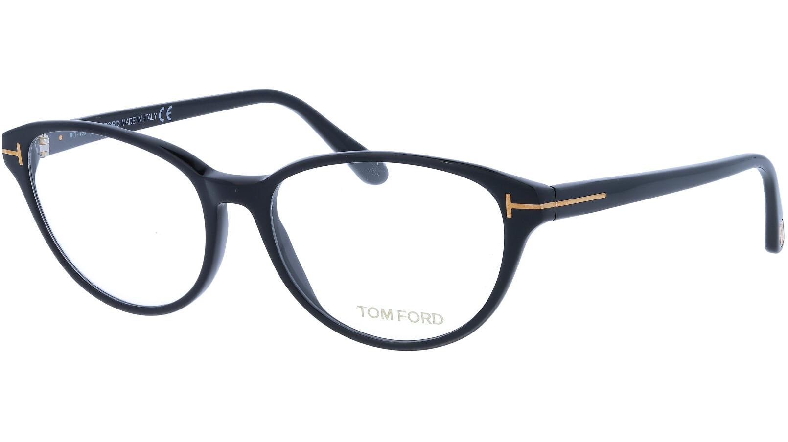TOM FORD FT5422 001 53 BLACK Glasses