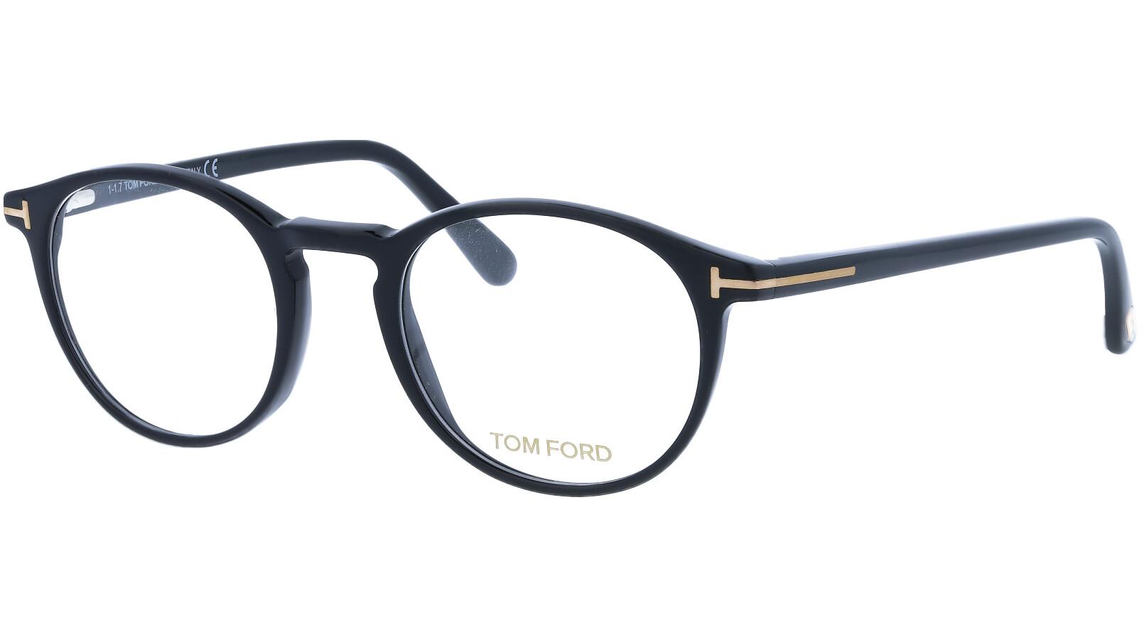 TOM FORD FT5294 001 48 BLACK Glasses