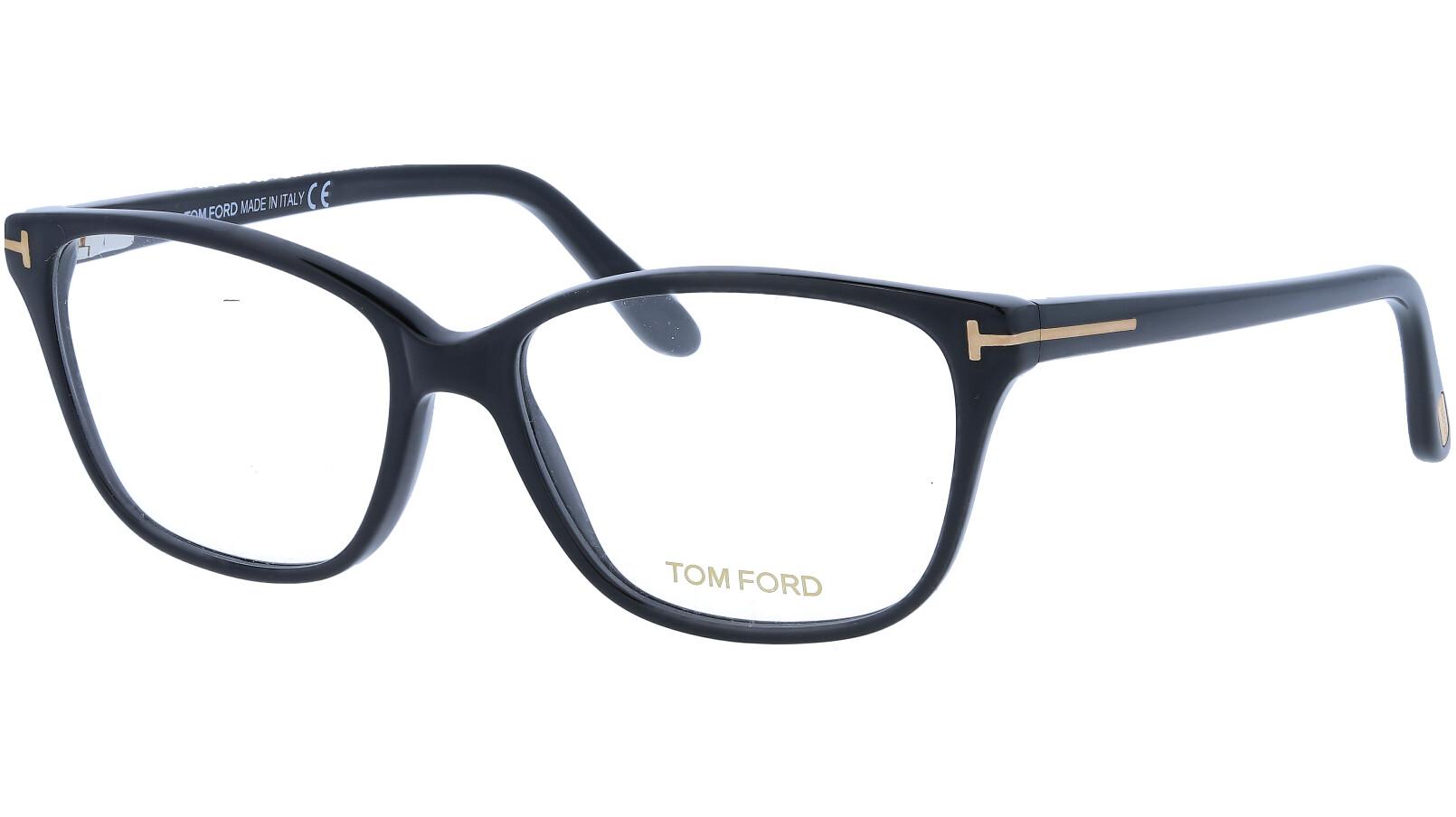 TOM FORD FT5293 001 54 BLACK Glasses