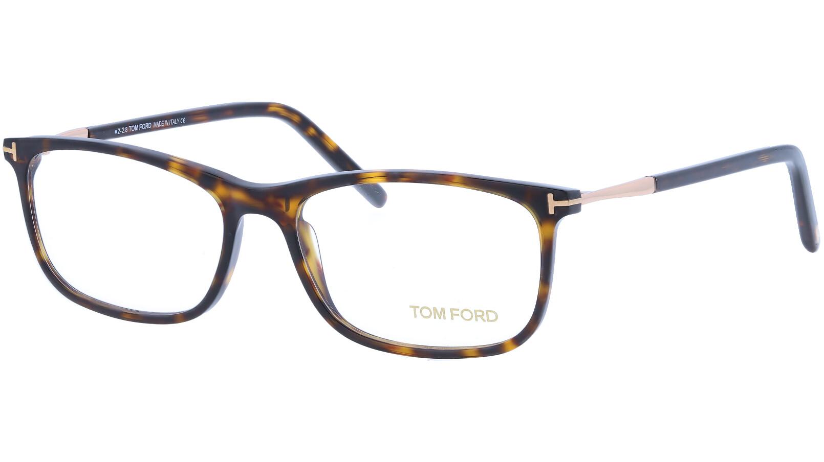 Tom Ford TF5398 052 55 Havana Glasses