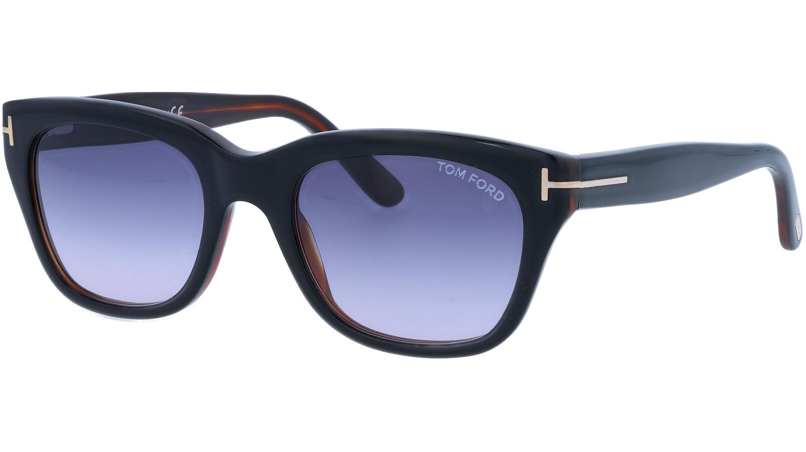 Tom Ford TF237 05B 52 Black Sunglasses