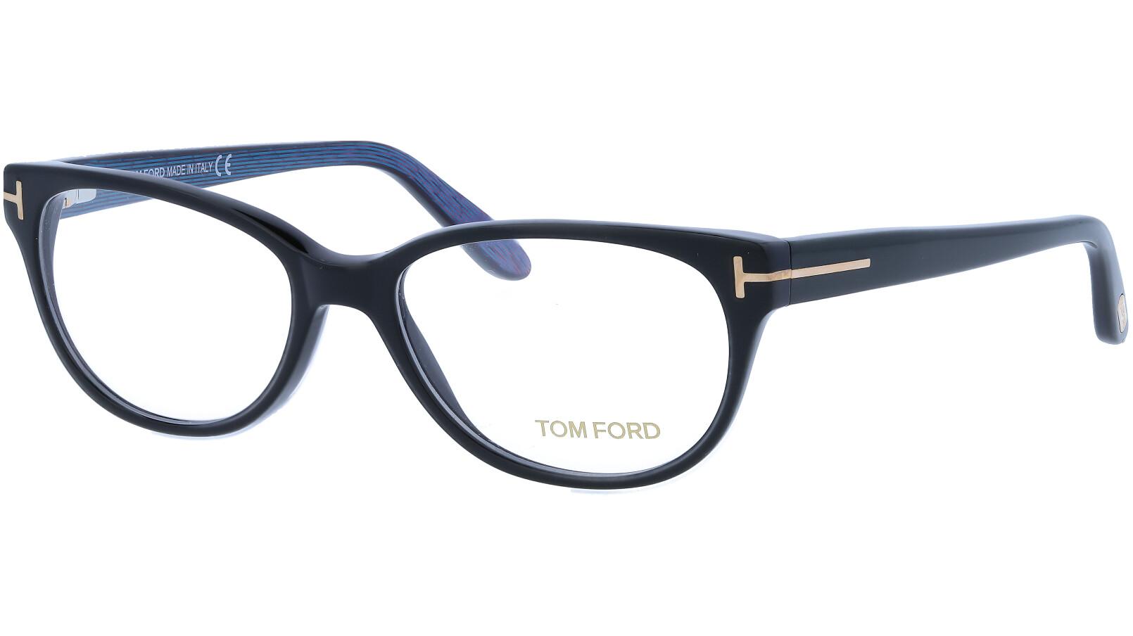TOM FORD FT5292 005 53 BLACK Glasses