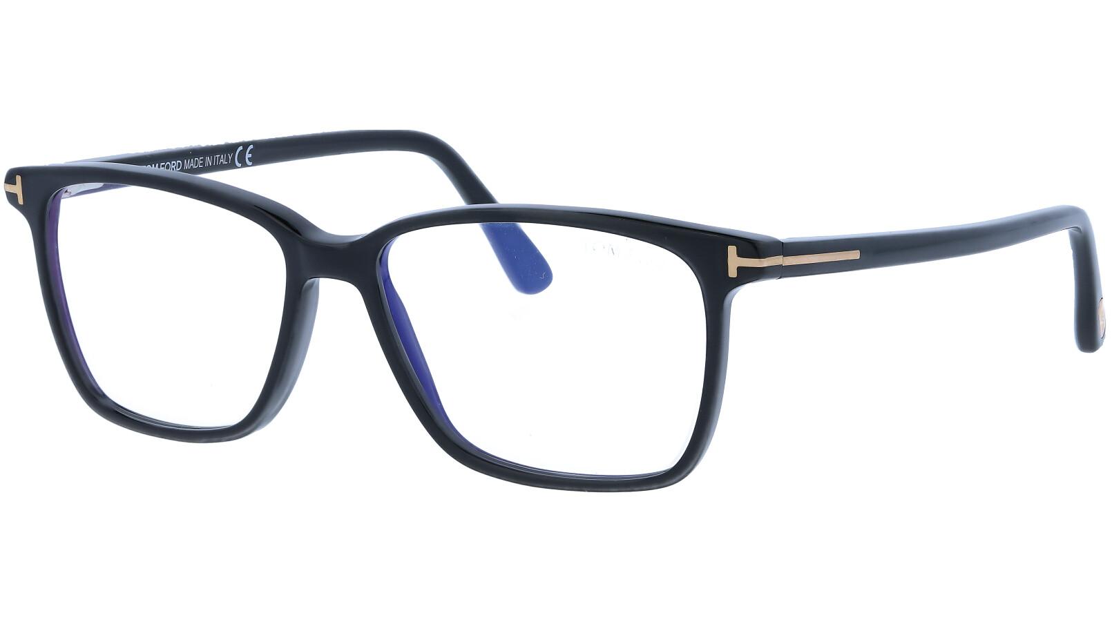 Tom Ford TF5478-B 001 56 Black Glasses